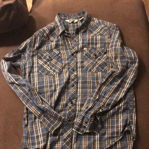 Salt Valley Men's Western Shirt